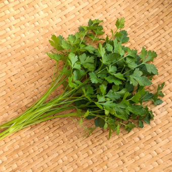 Organic Cilician Parsley Seed