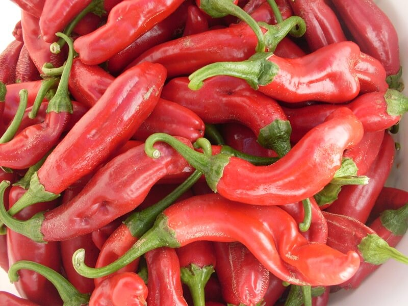 Hot Pepper, Szegedi 179 Paprika (Organic)