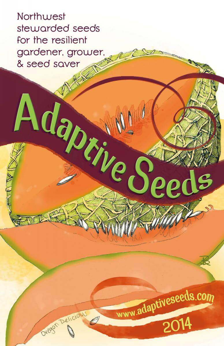 2014 Adaptive Seeds Catalog