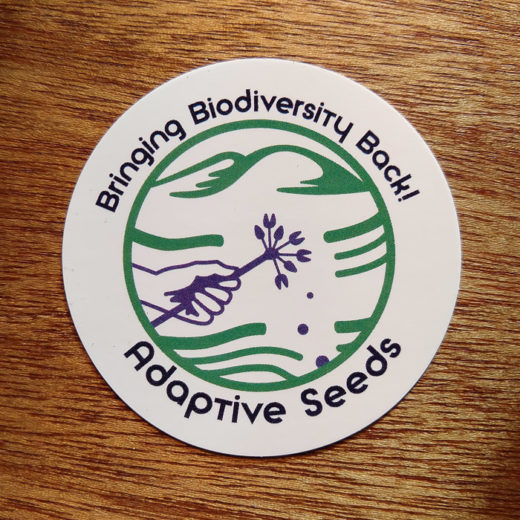 Adaptive Seeds Sticker